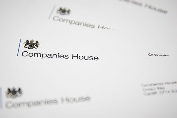 Companies House The Only Register Of Limited Companies In The Uk