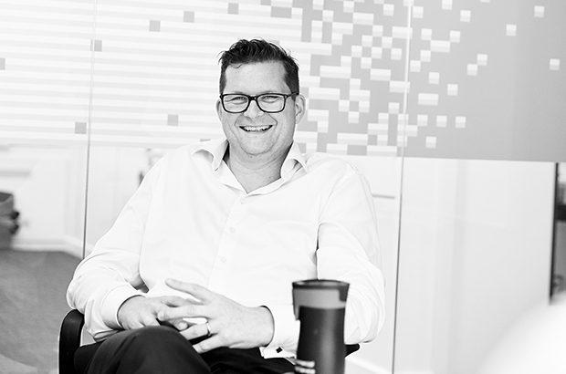 Ross Maude, Director of Digital