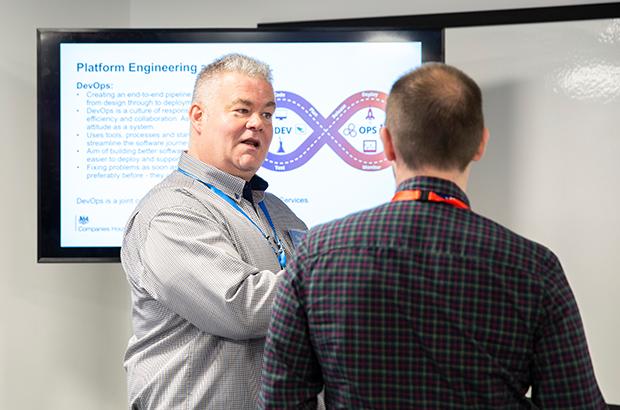 Steve Bowen, Steve Bowen, Head of platform engineering at