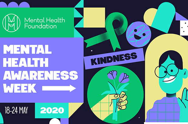 Mental Health Awareness Week 2020.