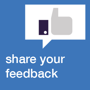 Share your feedback.
