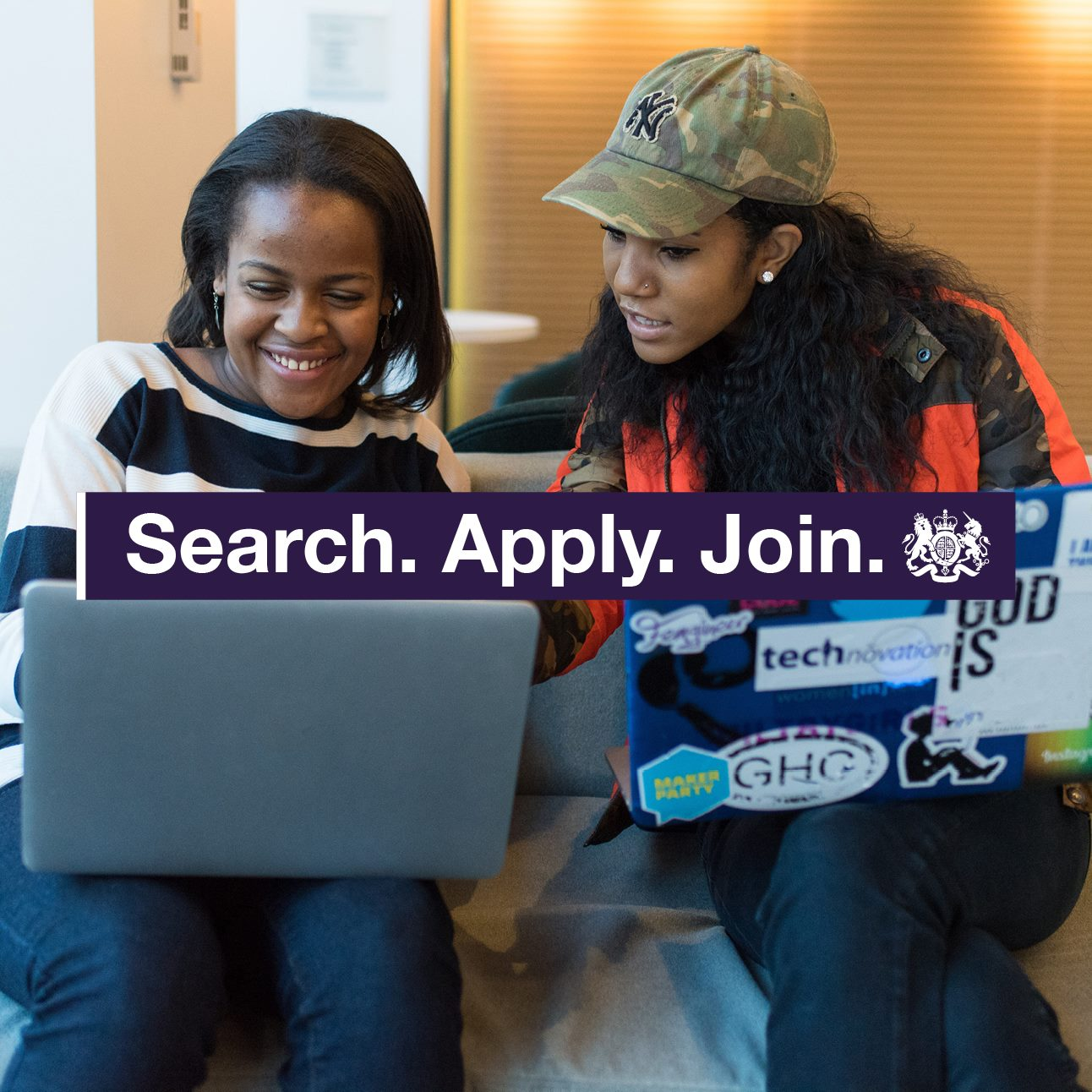 Search. Apply. Join.
